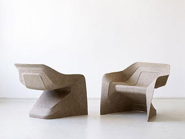 Изображение 1. Мебель из конопли от Werner Aisslinger.. Изображение № 1.