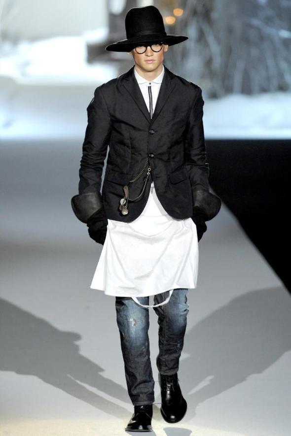 Изображение 218. Milan Fashion Week. Часть 2.. Изображение № 218.