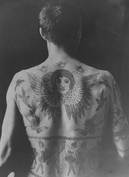 Татуировка XXвека. Изображение № 11.