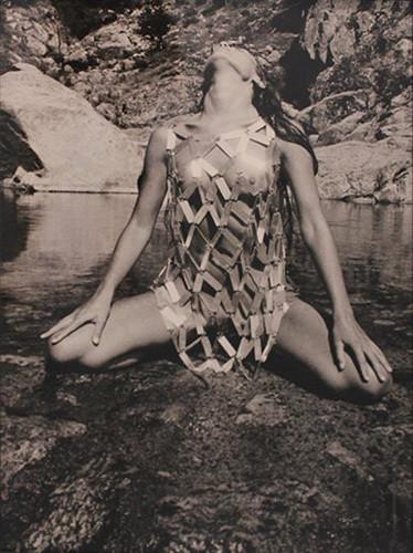 Части тела: Обнаженные женщины на фотографиях 50-60х годов. Изображение № 214.