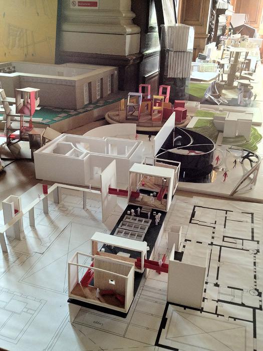 Роскошный стол для дизайн-гурманов. Изображение № 11.