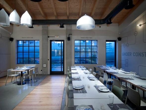 Место есть: Новые рестораны в главных городах мира. Изображение № 136.