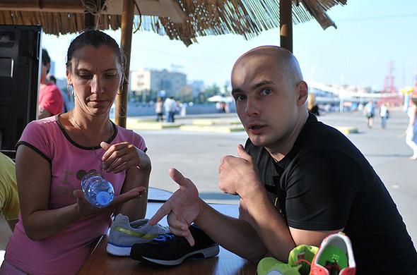Ямайская вечеринка PUMA в Парке Горького. Изображение № 29.