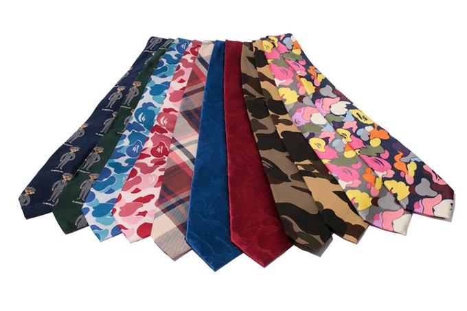 Mr. Bathing Ape, Kenzo и Adidas SLVR выпустили новые лукбуки. Изображение № 7.