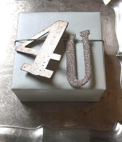 55 идей для упаковки новогодних подарков. Изображение № 72.