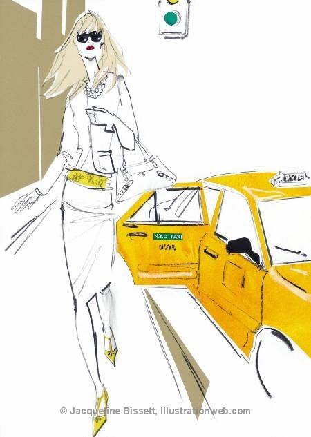 Иллюстратор Жаклин Биссет. Изображение № 17.