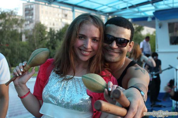 """""""Старая Гавана"""" в открытом плавании 22.07.2012. Изображение № 15."""