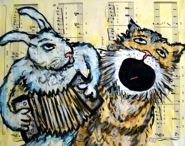 Универсальный художник - В.И. Соболевский. Изображение № 24.