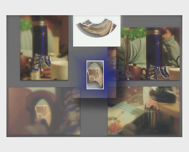 Художница познаёт реальность скриншотами . Изображение № 16.