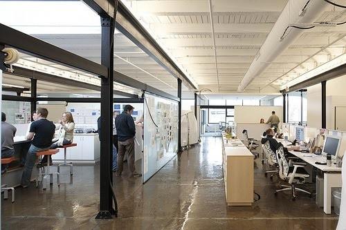 Офис компании MONO. Изображение № 9.