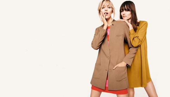 Кампания: Аня Рубик и Фрея Беха для H&M. Изображение № 1.
