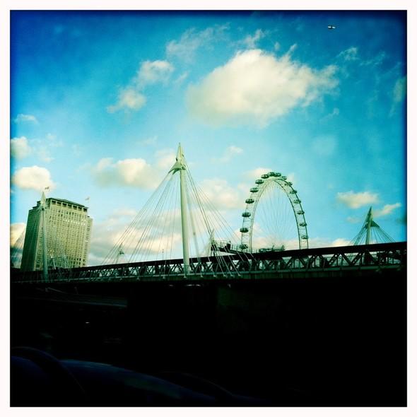 Лондон глазами парижанки. Изображение № 3.