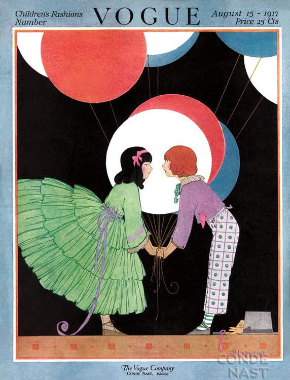 Калейдоскоп обложек Vogue. Изображение № 10.