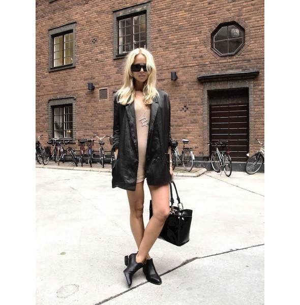 Луки с недель моды в Копенгагене и Стокгольме. Изображение № 36.