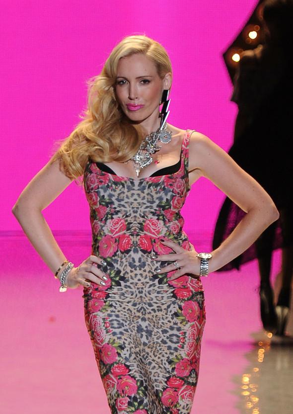New York Fashion Week: Betsey Johnson Spring 2012. Изображение № 52.