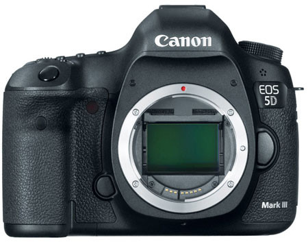 Canon EOS 5D Mark III. Изображение № 2.