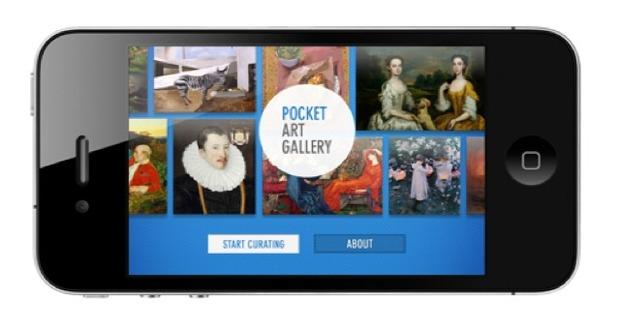 Приложение галереи Тейт для iPhone позволяет стать куратором. Изображение № 2.