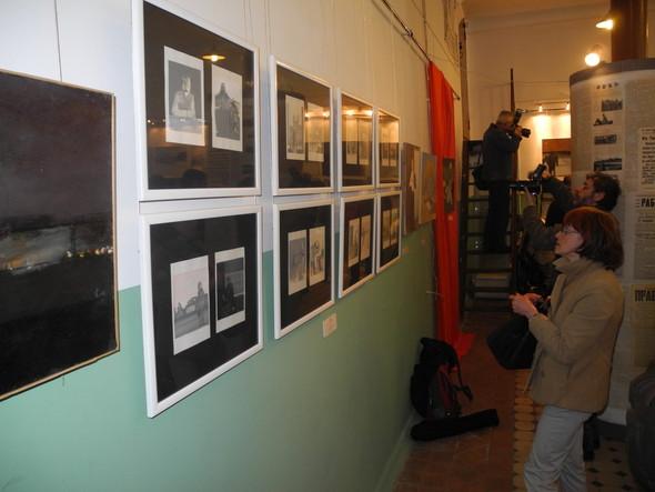 Презентация книги и открытие выставки легендарного Владимира Шинкарева. Изображение № 4.