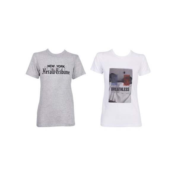 Лимитированная коллекция футболок Rodarte. Изображение № 1.