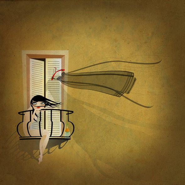 Иллюстратор Леся Черныш. Изображение № 14.