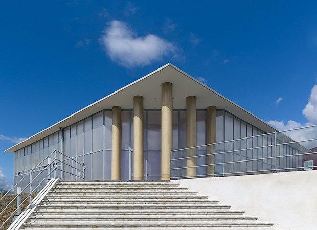 Бумажный концертный зал в Аквиле, 2011 год. Изображение № 12.