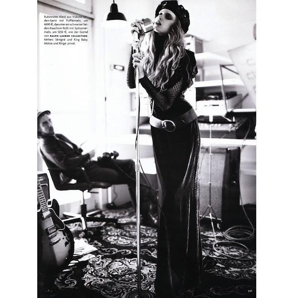5 новых съемок: Dossier, Elle, V и Vogue. Изображение № 33.
