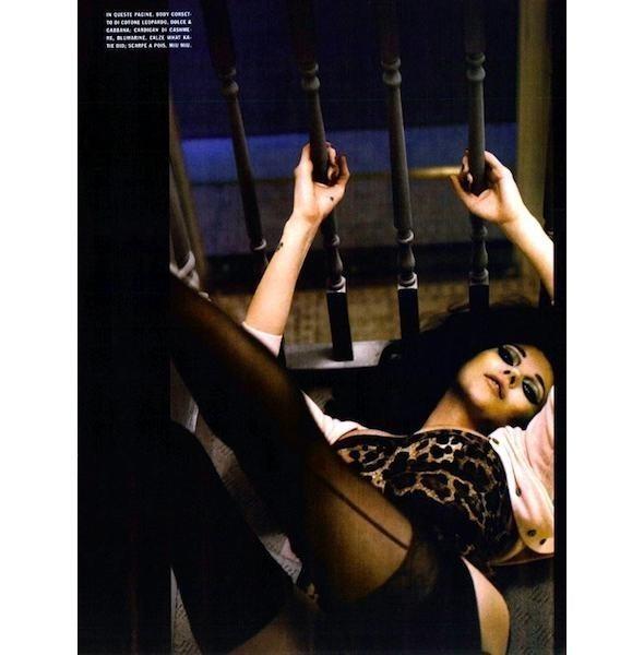 Новые съемки: Interview, Numero, Vogue и Zoo. Изображение № 39.