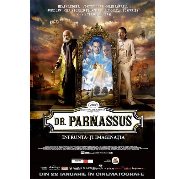 Премьеры: «Воображариум доктора Парнаса». Изображение № 1.