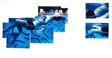 David hockney – Photographic collages. Изображение № 5.