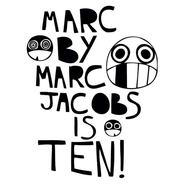 Изображение 2. Happy Birthday: юбилейная коллекция Marc by Marc Jacobs.. Изображение № 1.