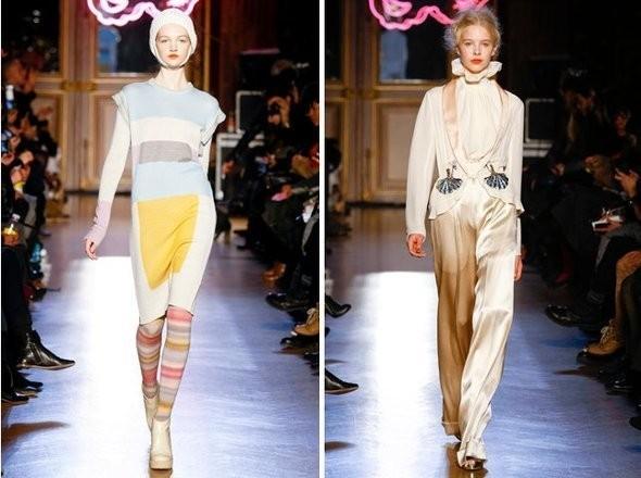 Изображение 1. Paris Fashion Week: две японские марки.. Изображение № 1.