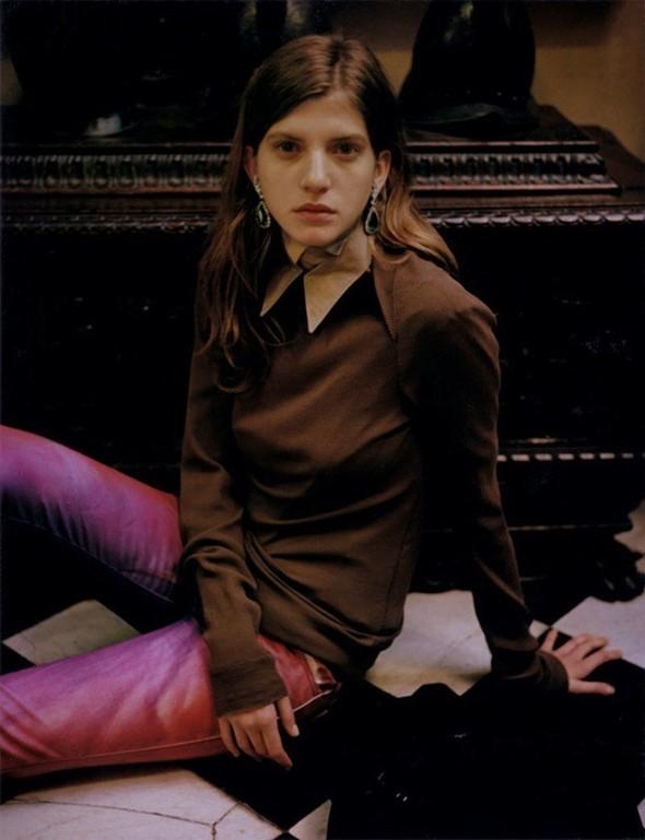 Новые съемки: Vogue, Nylon и другие. Изображение № 34.