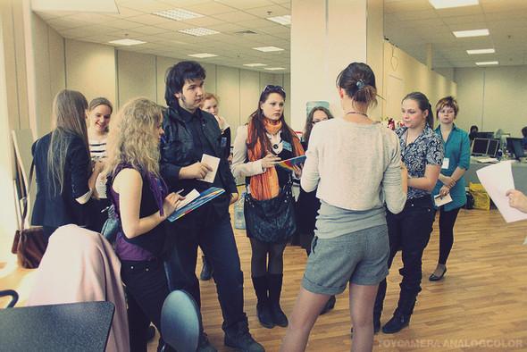 Изображение 4. Яндекс и e-Legion открыли свои двери для школьников.. Изображение № 3.
