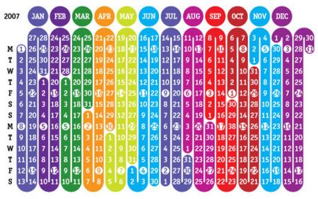 Куча способов считать деньки!. Изображение № 12.