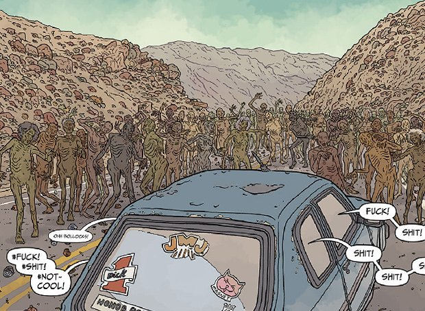 Что читать: 10 новых комиксов. Изображение № 24.
