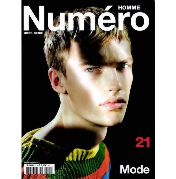 Изображение 4. Обложки: AnOther Man, GQ Style, Vogue Hommes и другие.. Изображение № 5.