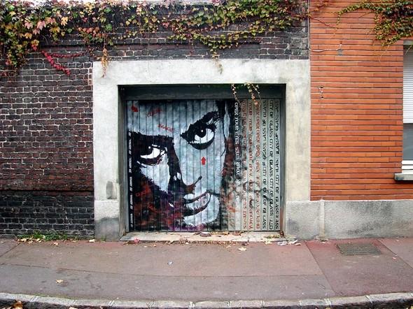 Граффити от легенды стрит-арта Jef Aerosol. Изображение № 5.