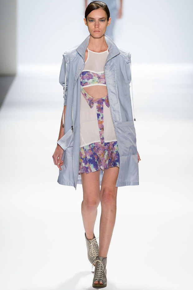 Неделя моды в Нью-Йорке: День 1. Изображение № 29.