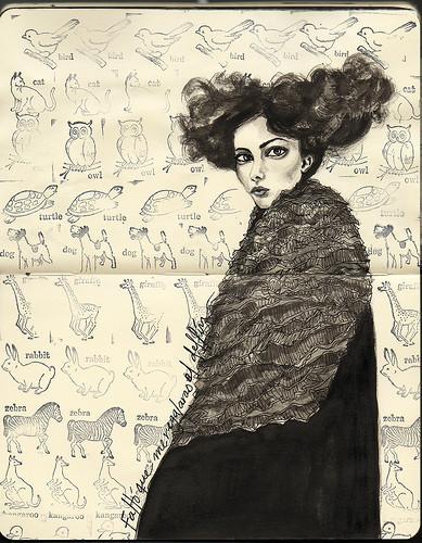 Мексиканская художница ERIKA KUHN. Изображение № 17.