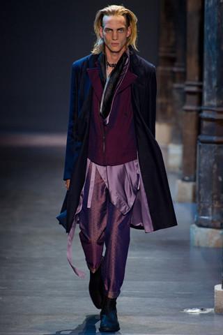 Неделя мужской моды в Париже: День 3. Изображение № 4.