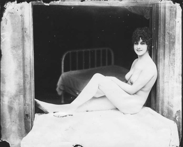 Фотосессия жриц любви 1912 года. Изображение № 1.