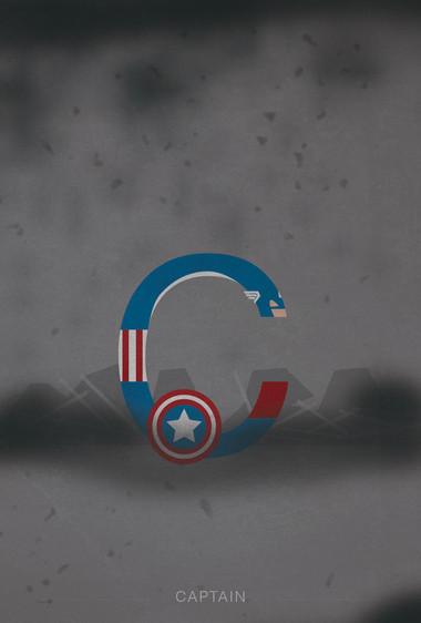 Гельветика и супергерои: Как сделать новый алфавит. Изображение № 5.