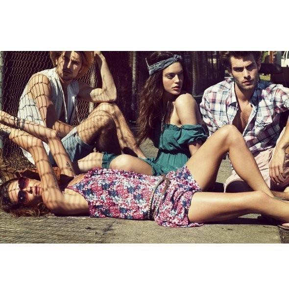 Изображение 38. Рекламные кампании: H&M, Mango и другие.. Изображение № 33.