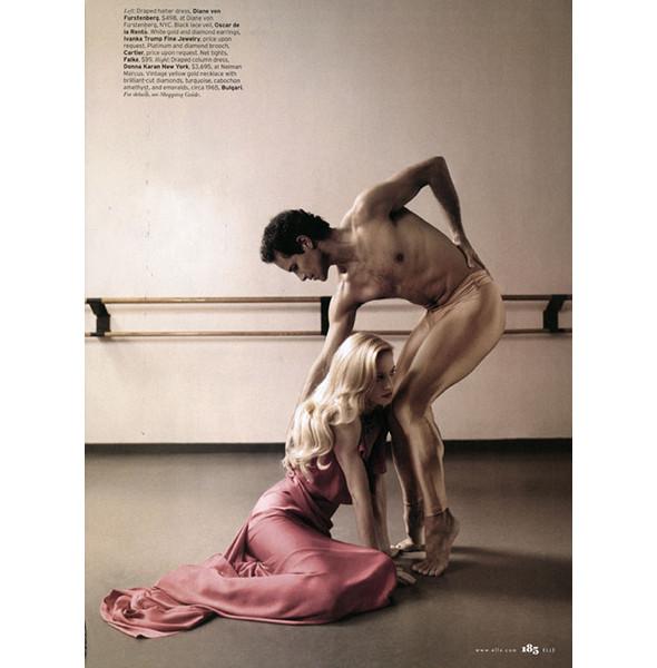 Изображение 27. Dance, dance, dance: 10 съемок, вдохновленных балетом.. Изображение № 21.