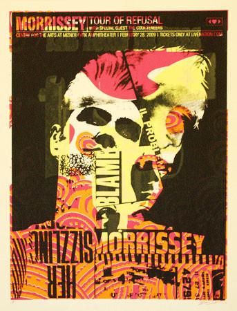 Концертные плакаты. Изображение № 47.