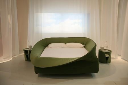 Кровать с мягкими краями. Изображение № 4.