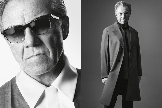 Бенисио Дель Торо и Аарон Джонсон снялись для кампании Prada. Изображение № 2.