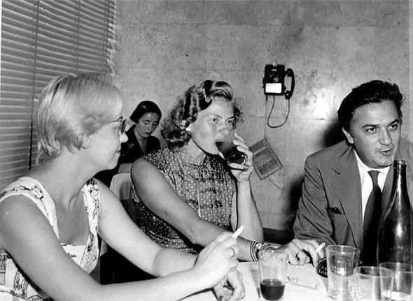 Изображение 3. Карло Риккарди - глаза итальянской моды 60х.. Изображение № 3.