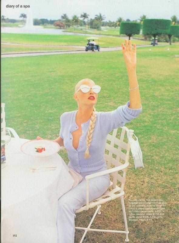 """Diary ofa Spa"". Vogue'94. Изображение № 2."
