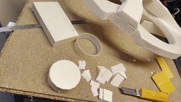 Энтузиаст построил дрон в виде «Тысячелетнего сокола». Изображение № 9.